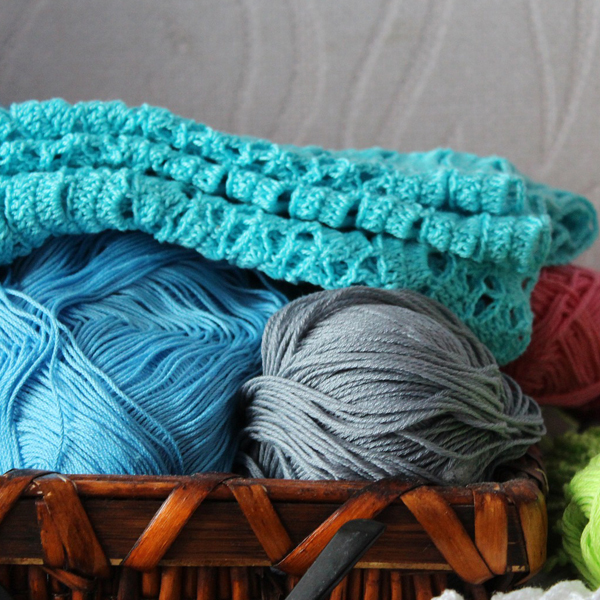 Crochet Basics – A Little About Yarn